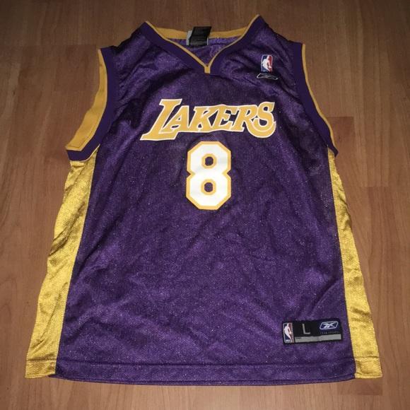 d93276b27 Kobe Bryant Kids Classic Jersey